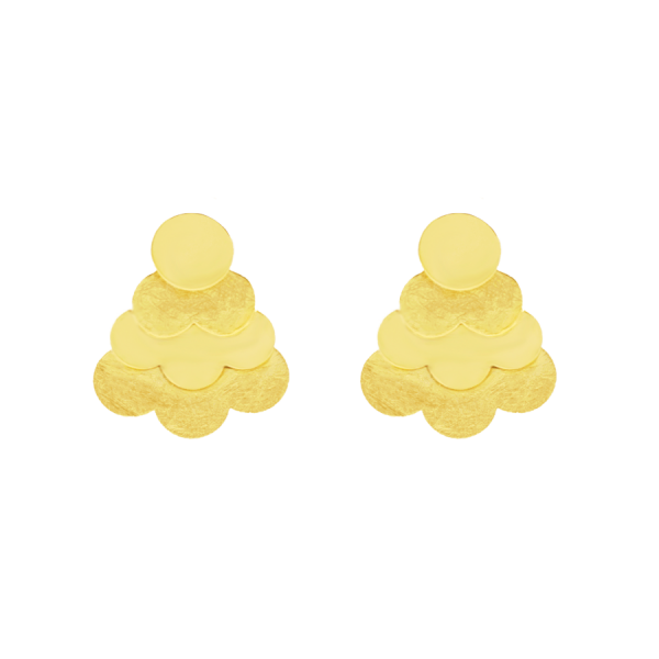 Pendientes Oro